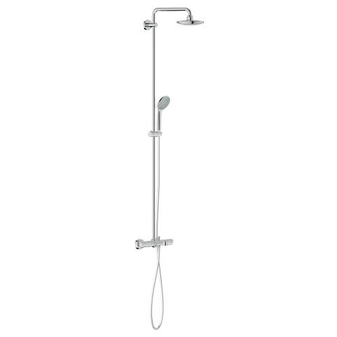 Euphoria System 180 Shower System With Bath Thermostat For Wall Mounting-27475000