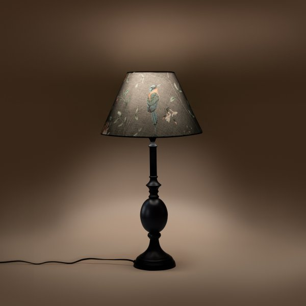 Cottage Bell Lampshade Small A Persian Garden Dusk