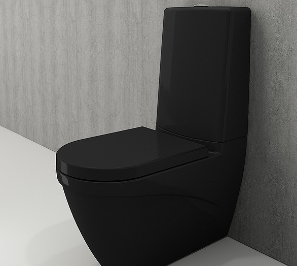 Taormina Arch Reservoir & Back-To-Wall Toilet