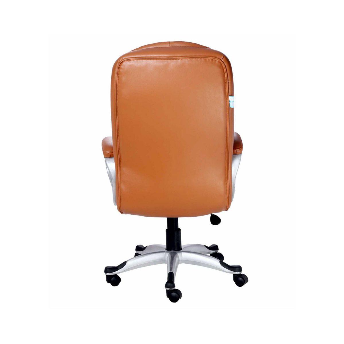 The Helado Executive High Back Chair In Tan Color