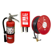 Fire Equipments