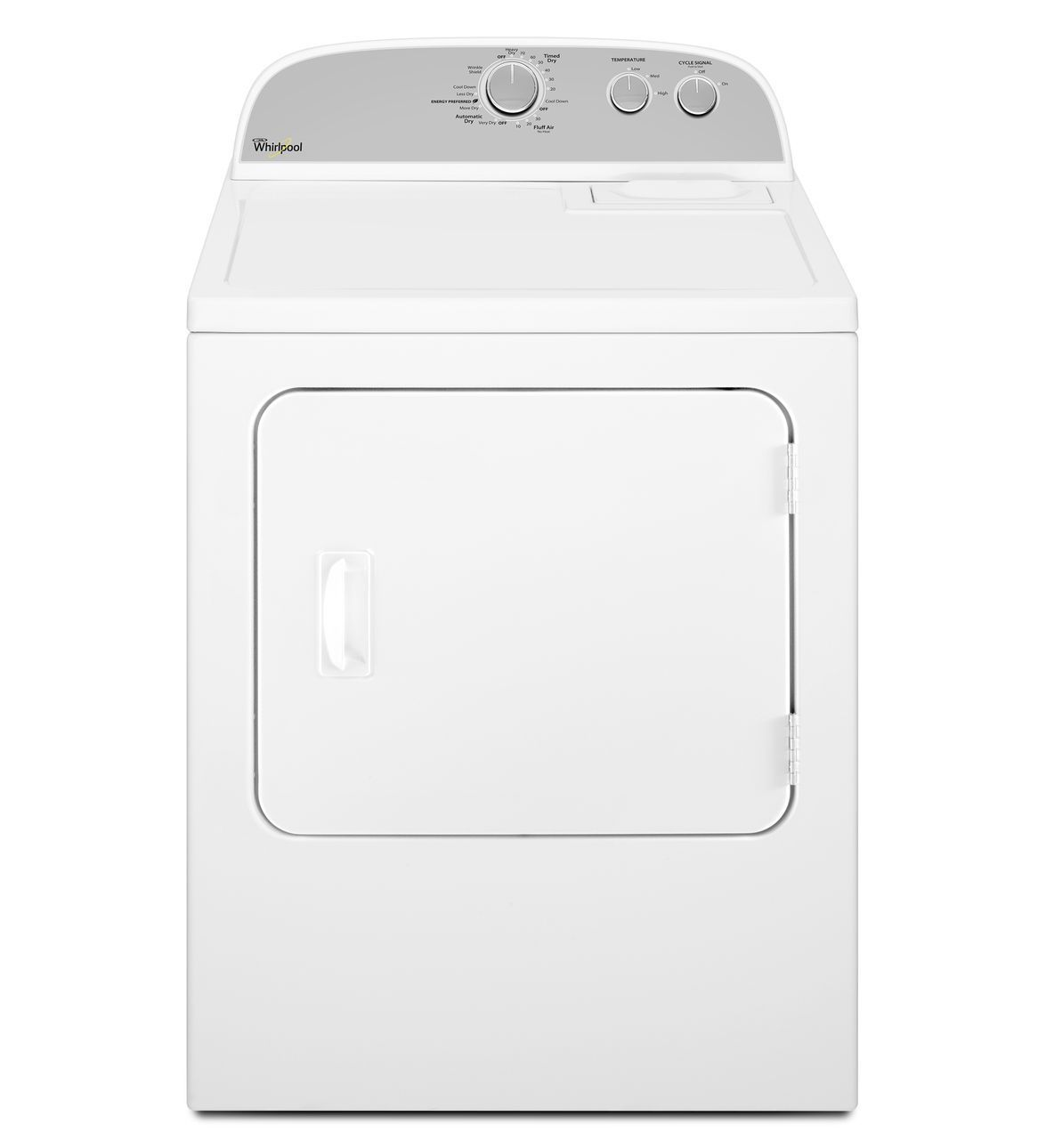 7.0 cu. ft. Gas Dryer with Heavy Duty Cycle