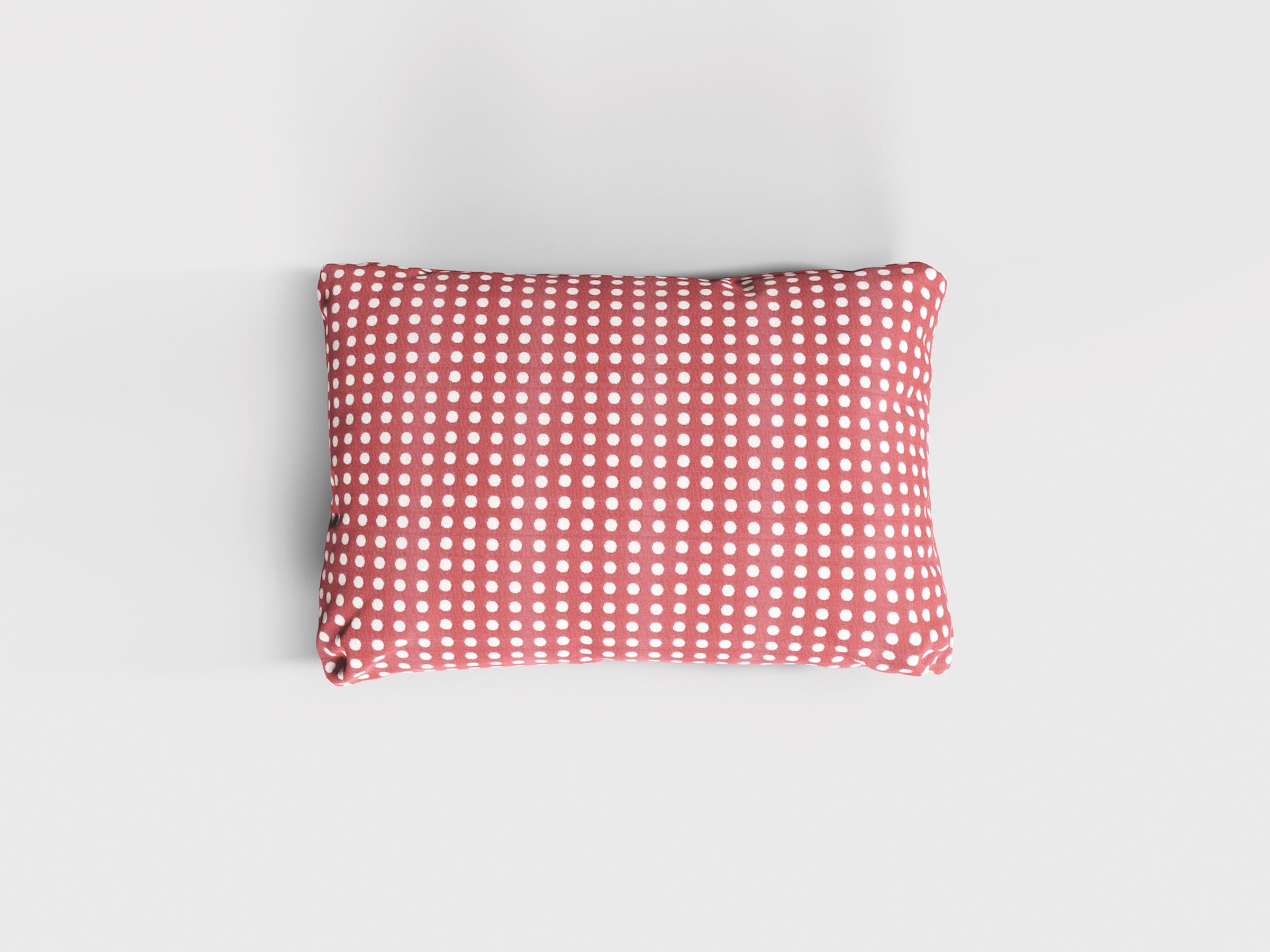 Terrain Fabric Cushion 60x40