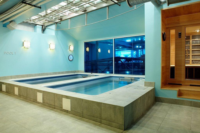 Hydrotherapy Rehab Swimming Pool