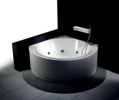 Corner - Whirlpool Bath Tub