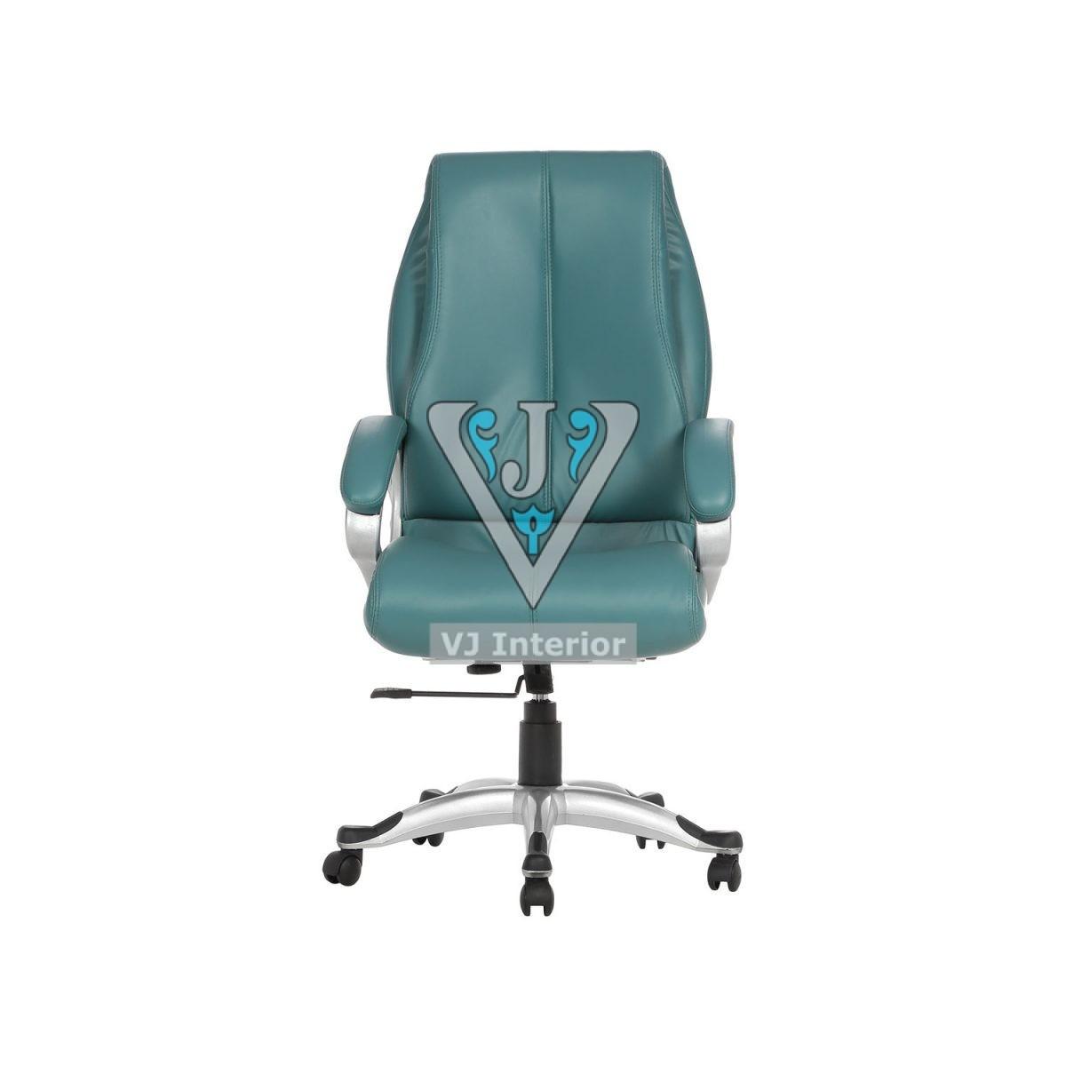 The Puntada Hb Executive Chair Ocean Green