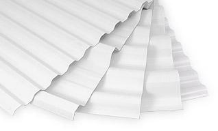 Palruf® Corrugated Pvc Sheet