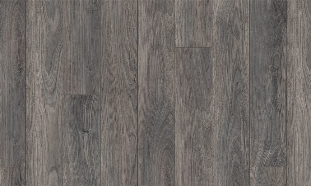 Dark Grey Oak, plank