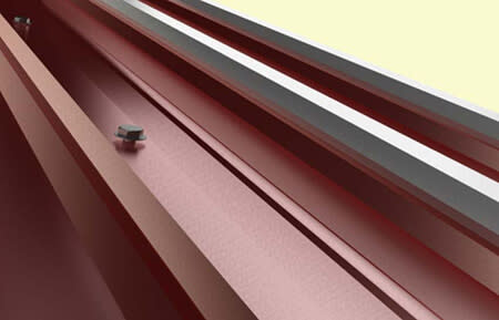 Aquaproof Roofing System