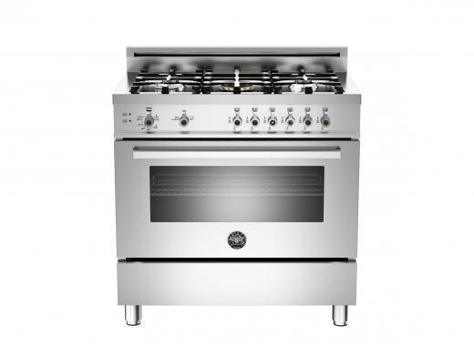 36 5-Burner, Gas Oven
