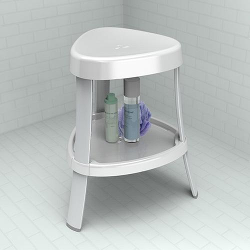 SPA Shower Seat with Shelf