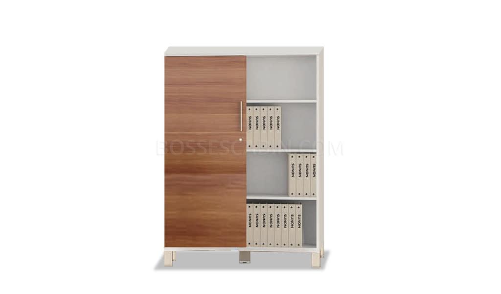 E-half Two Door Filing Cabinet - Bcsh-92 1.5