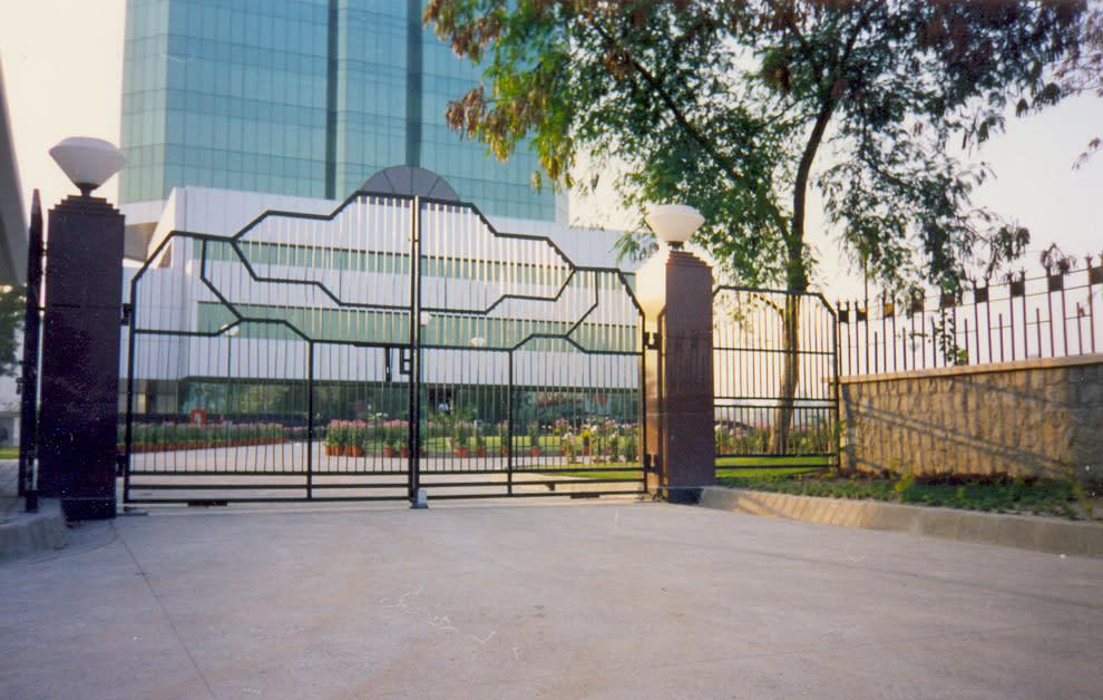 Automated Swing Gates