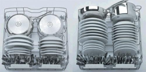 Dishwasher - ADG 7441 (60 Cm)