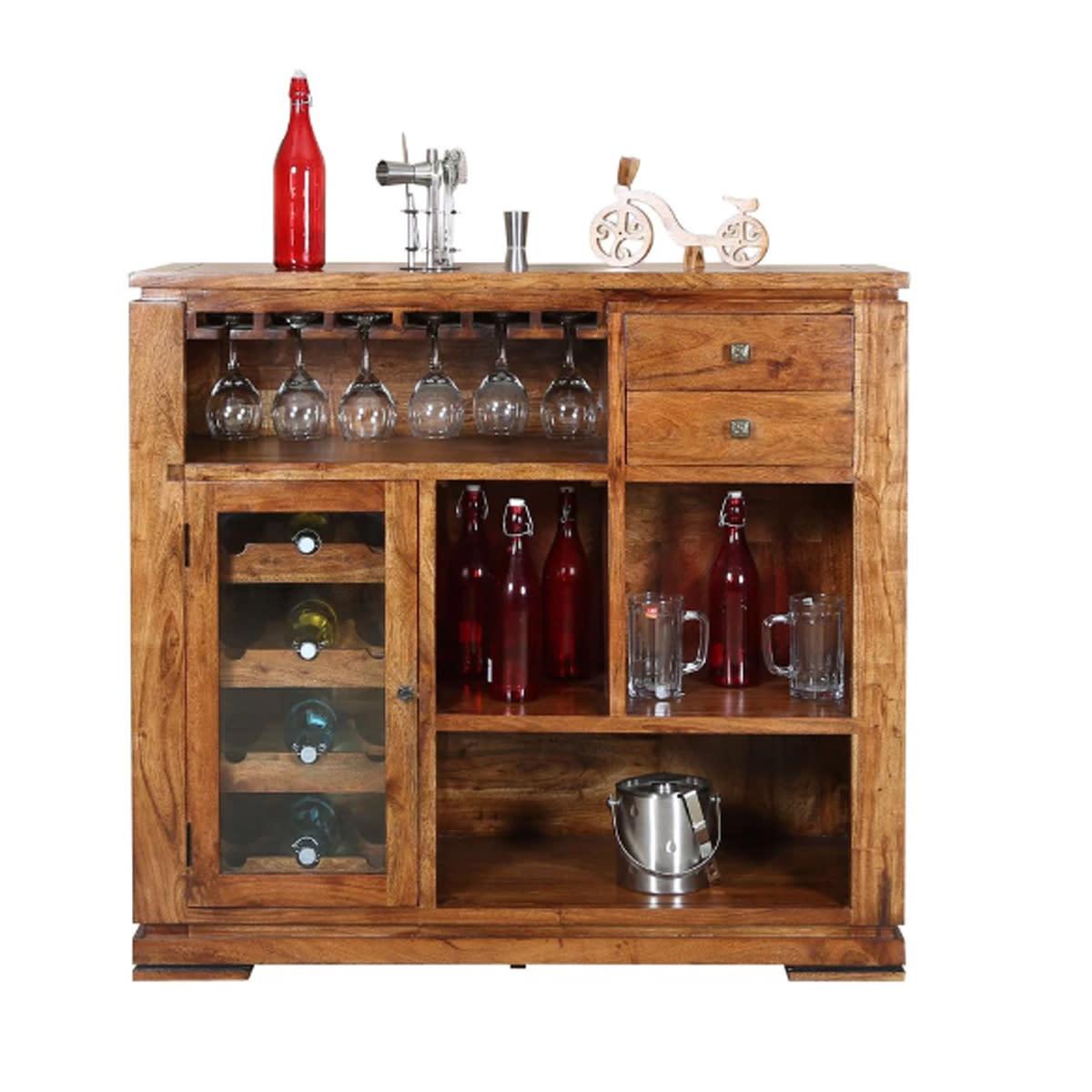 Randolf Bar Cabinet