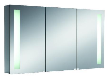 Mirror Cabinet Premium, 1.200 Mm, Built-In-Model