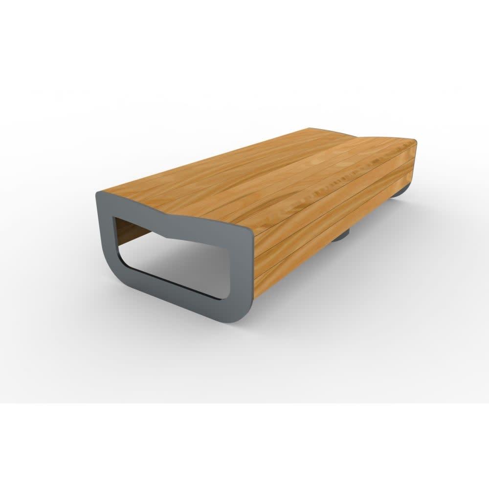 Embledon Hardwood Bench