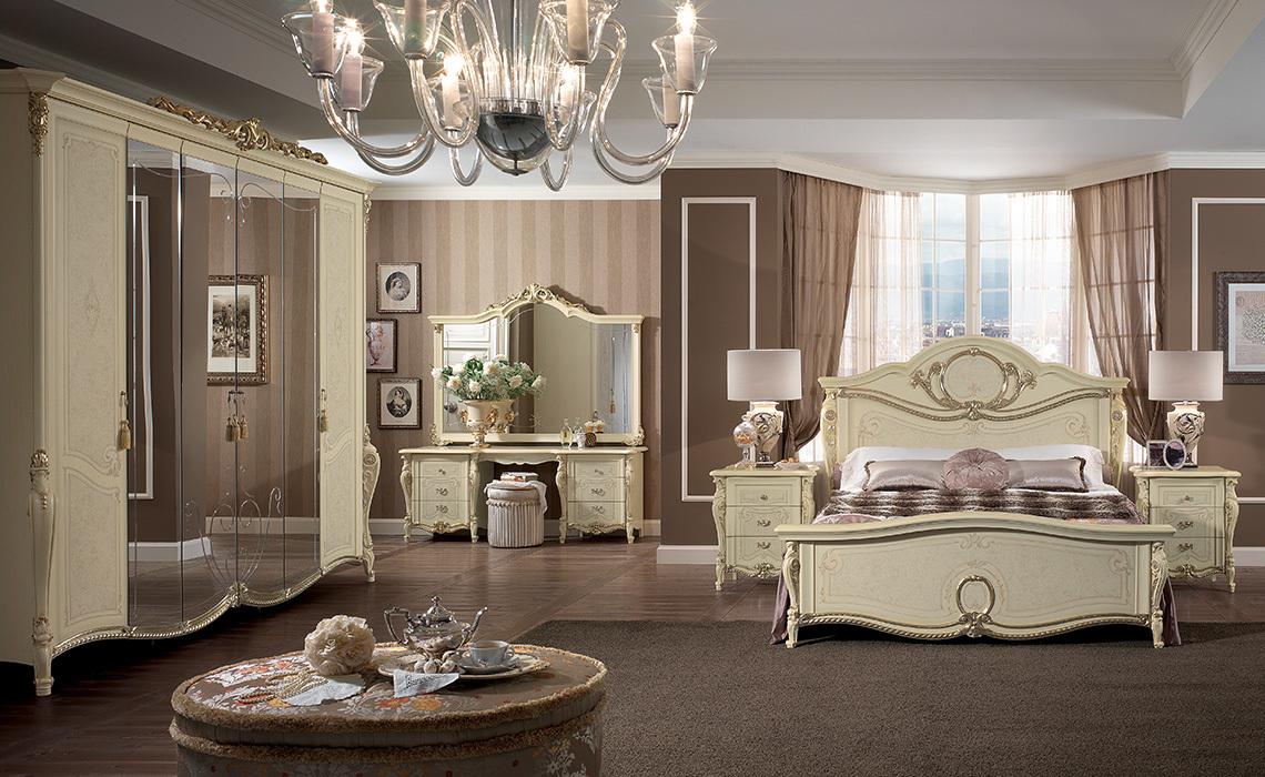 Tiziano Bedroom