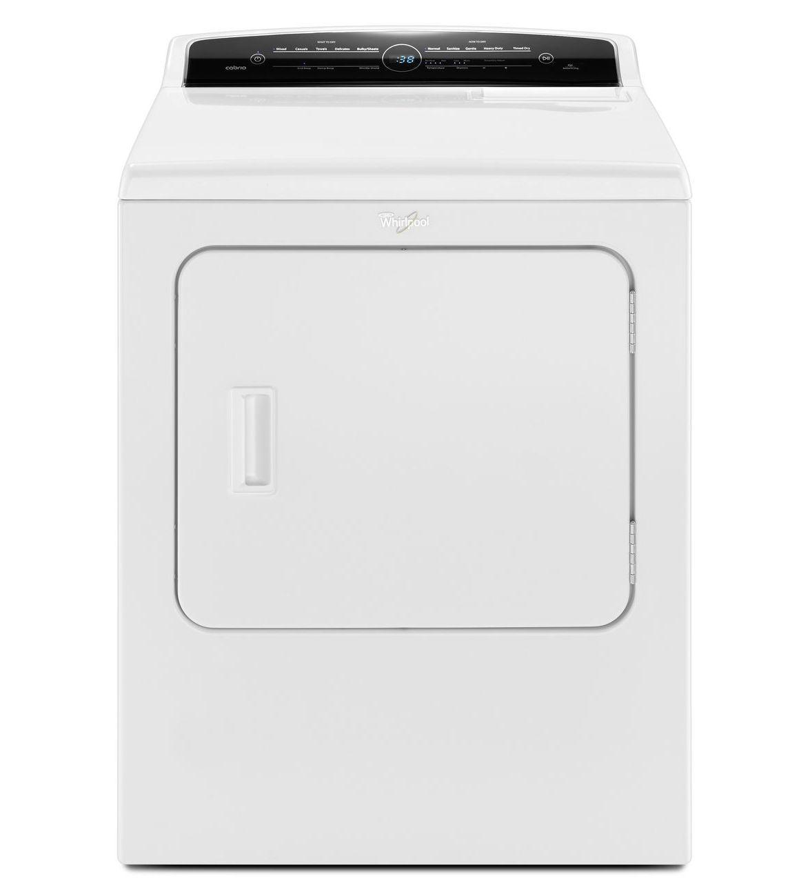 7.0 cu. ft. Cabrio High-Efficiency Electric Dryer