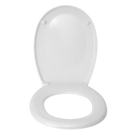 Toilet Seat Bergamo White