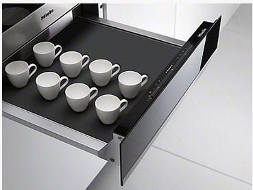 14 Cm Gourmet Warming Drawer ESW 6214- Steel