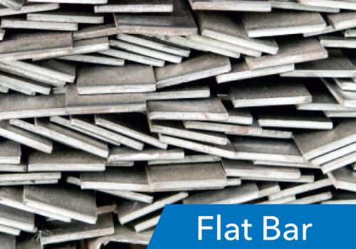MS Flat Bars