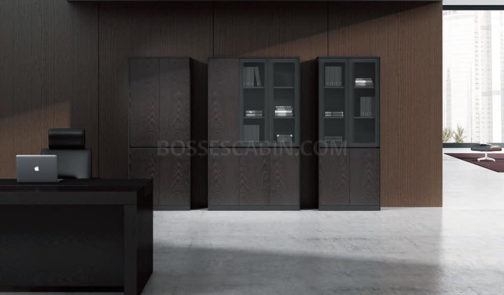 Veneer Full Height Office Cabinet - Bcsv-90 A