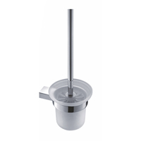Toilet Brush Holder Glass - AN95018