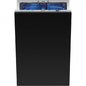Dishwasher, Built-in fully integrated, 10 place setting, 45 cm Energy Rating A++
