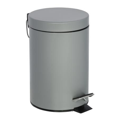 Cosmetic Pedal Bin Grey