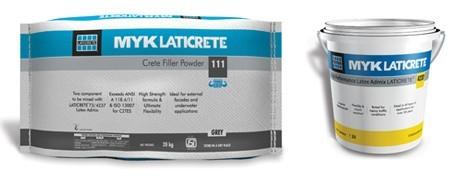 Laticrete 111 + 4237