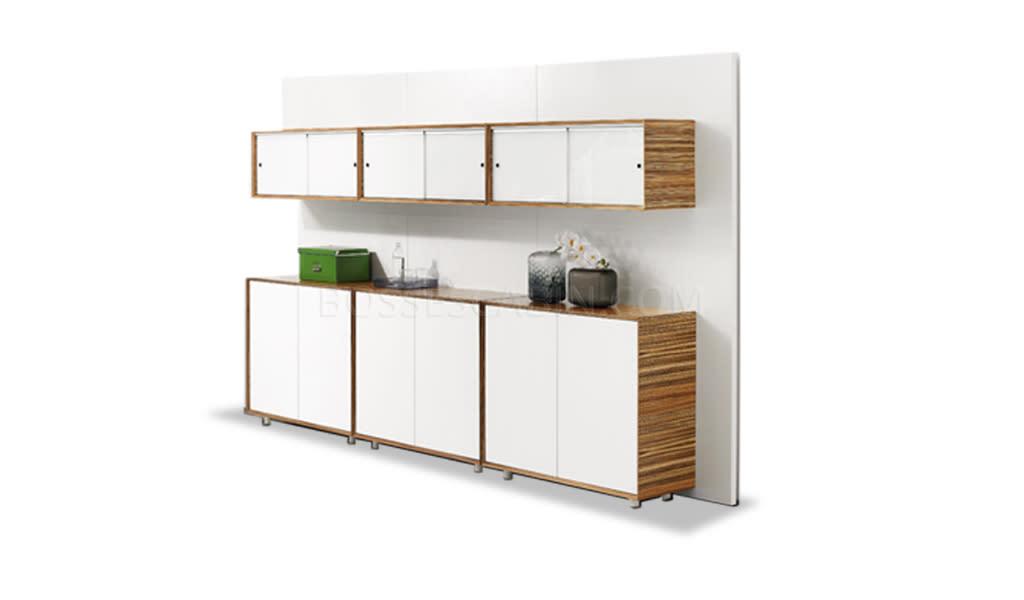 Iwork Filing Cabinet & Book Shelf - Bcsiw-98