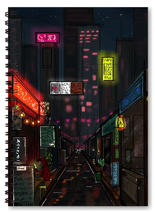 The anime street
