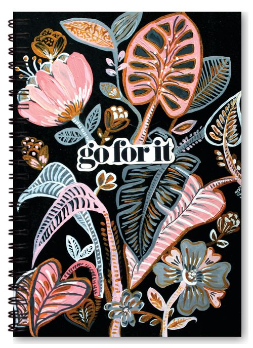 Go for It -Floral designs
