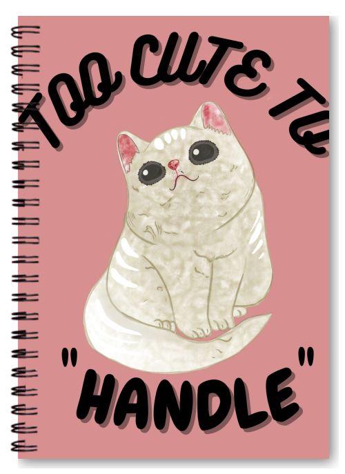Too cute to Handle 😜