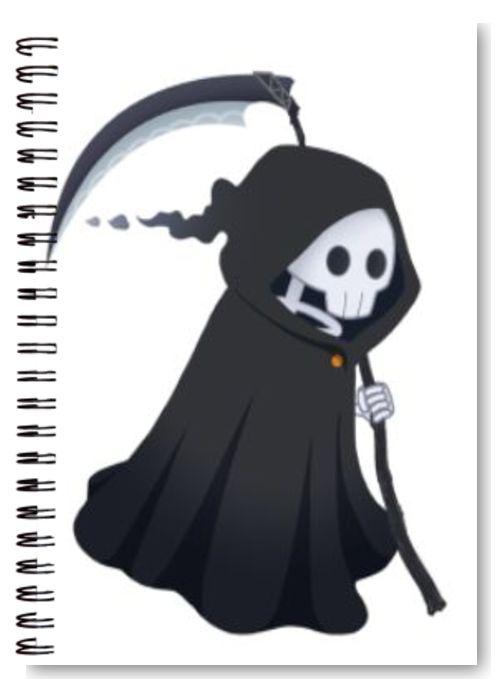 Cute Soul Eater Ghost