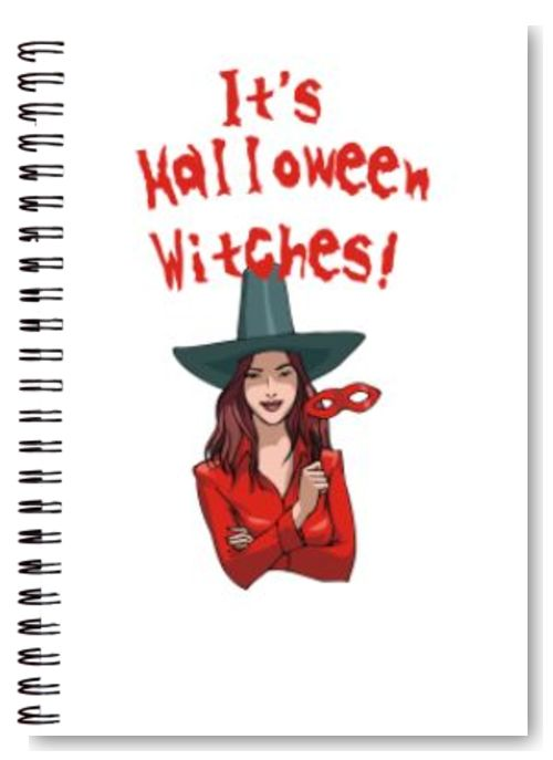 It's Halloween Witches!