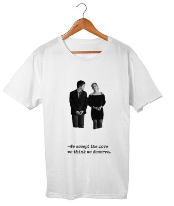 Perks of being a wallflower - Subtitle T-Shirt