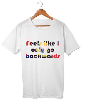 Only Go Backwards - Tame Impala T-Shirt