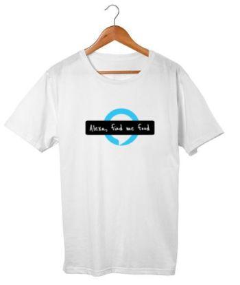Alexa, Find Me Food T-Shirt