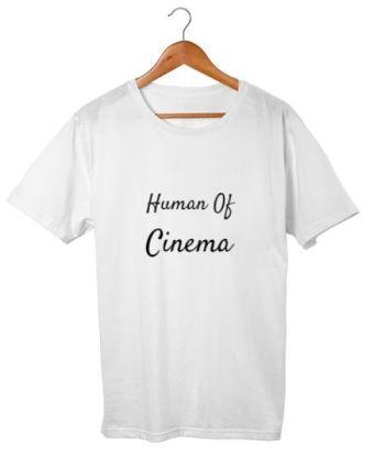 Human Of Cinema White