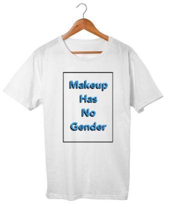 Make up Has No Gender