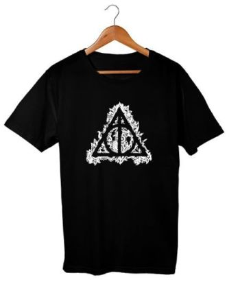 Deathly Hallows Botanical T-shirt I