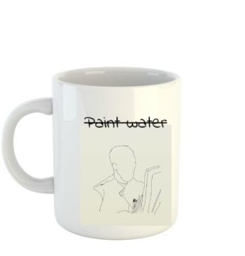 Not Paint Water