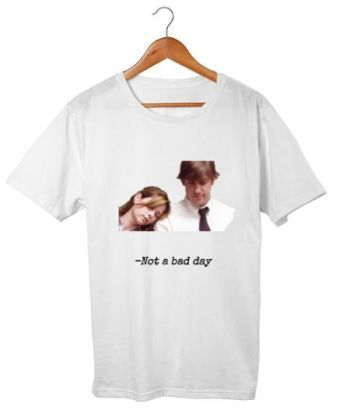 Not a Bad Day - The Office - Subtitle T-Shirt