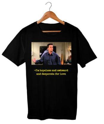 Chandler Bing - Subtitle T-Shirt