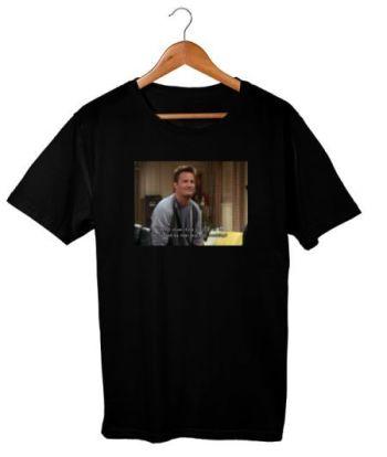 Chandler Bing - Self Loathing