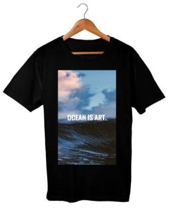 Ocean Is Art
