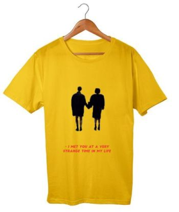 Fight Club - Subtitle T-Shirt