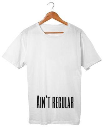 Ain't regular